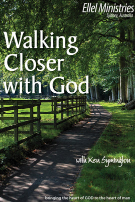 Walking Closer with God