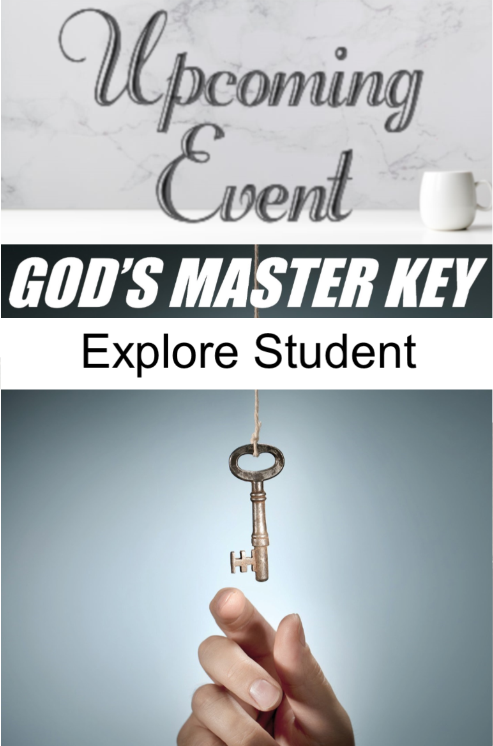 2020 God's Master Key (Explore A Student)