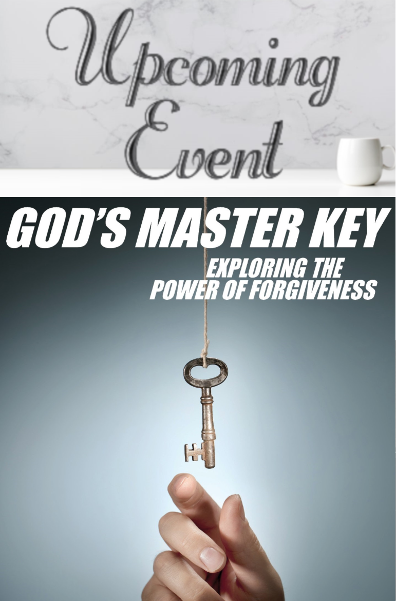 2020 God's Master Key: The Power of Forgiveness