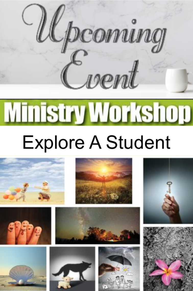 2020 Explore A Workshop: Ministry Practice