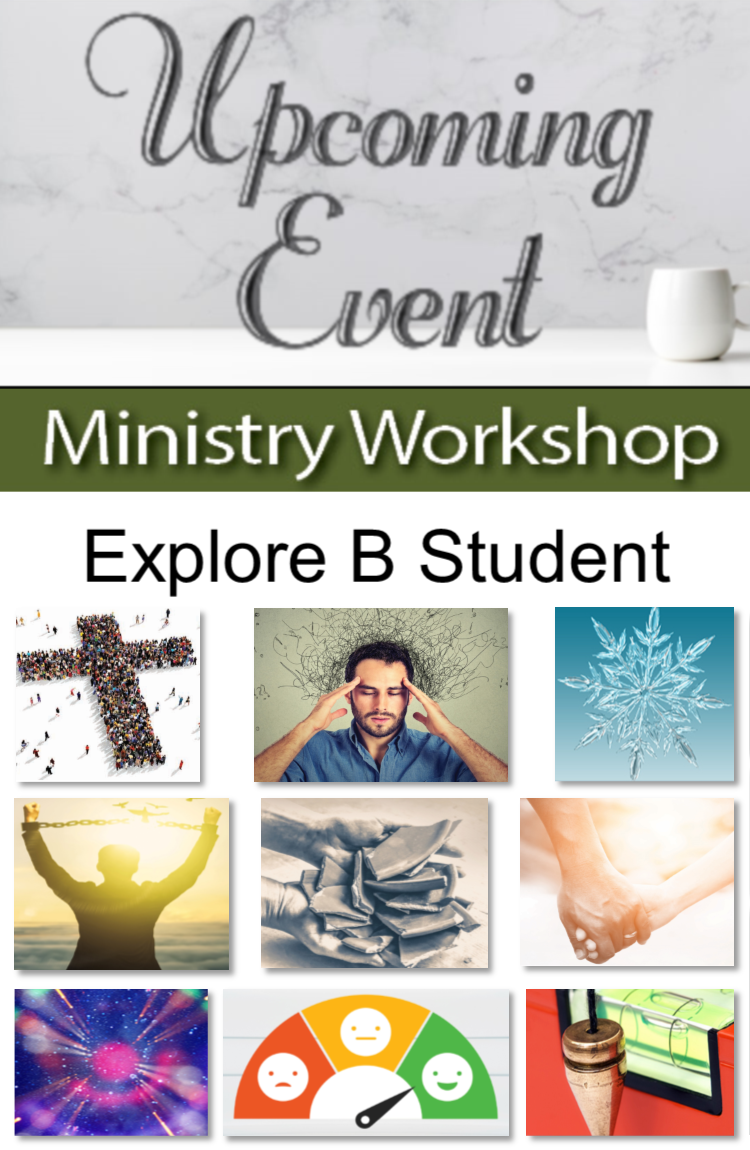 2020 Explore B Workshop: Ministry Practice