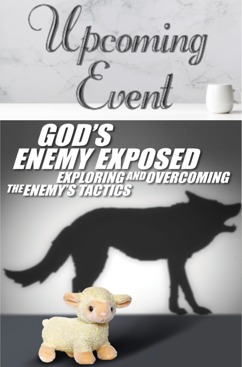 2020 God's Enemy Exposed: Healing Through Deliverance