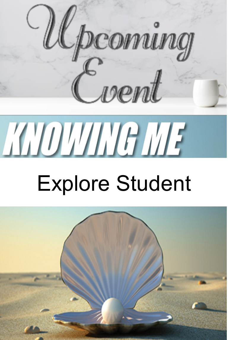 2020 Knowing Me (Explore A Student)
