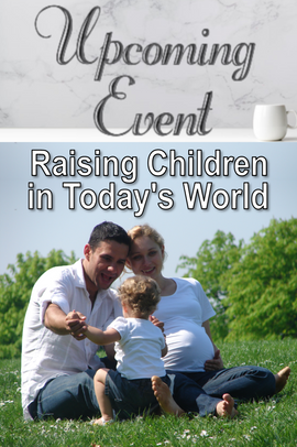 Raising Children in Today's World - Sydney City Event (FREE)