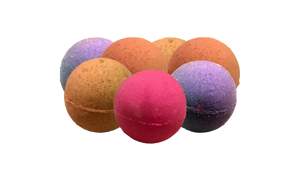 "Bath Bomb Subscription Box - 1.5"" Economy Size"