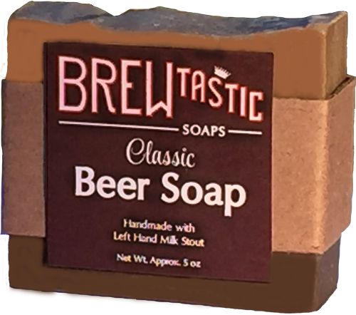 Classic Beer Soap