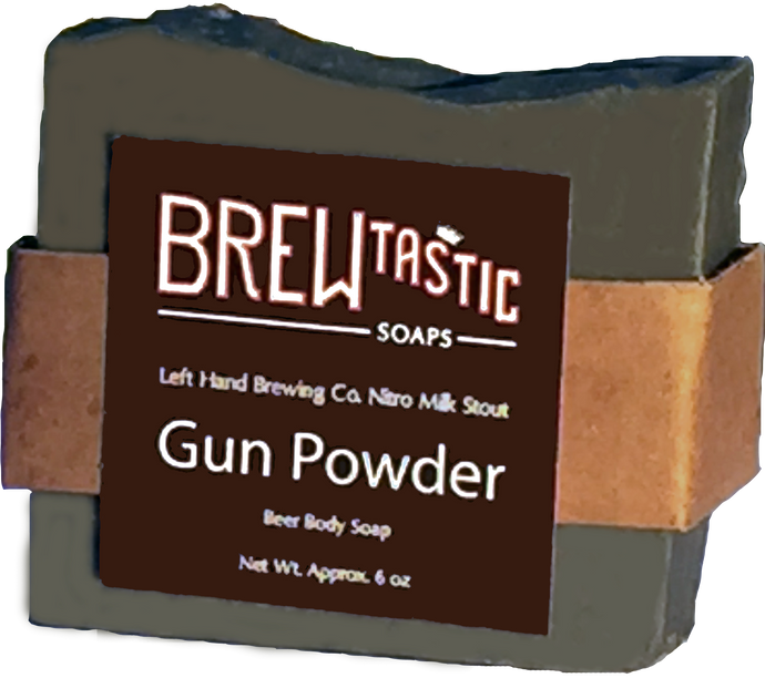 Gun Powder Soap