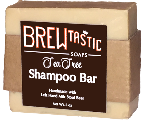 Tea Tree Shampoo Bar