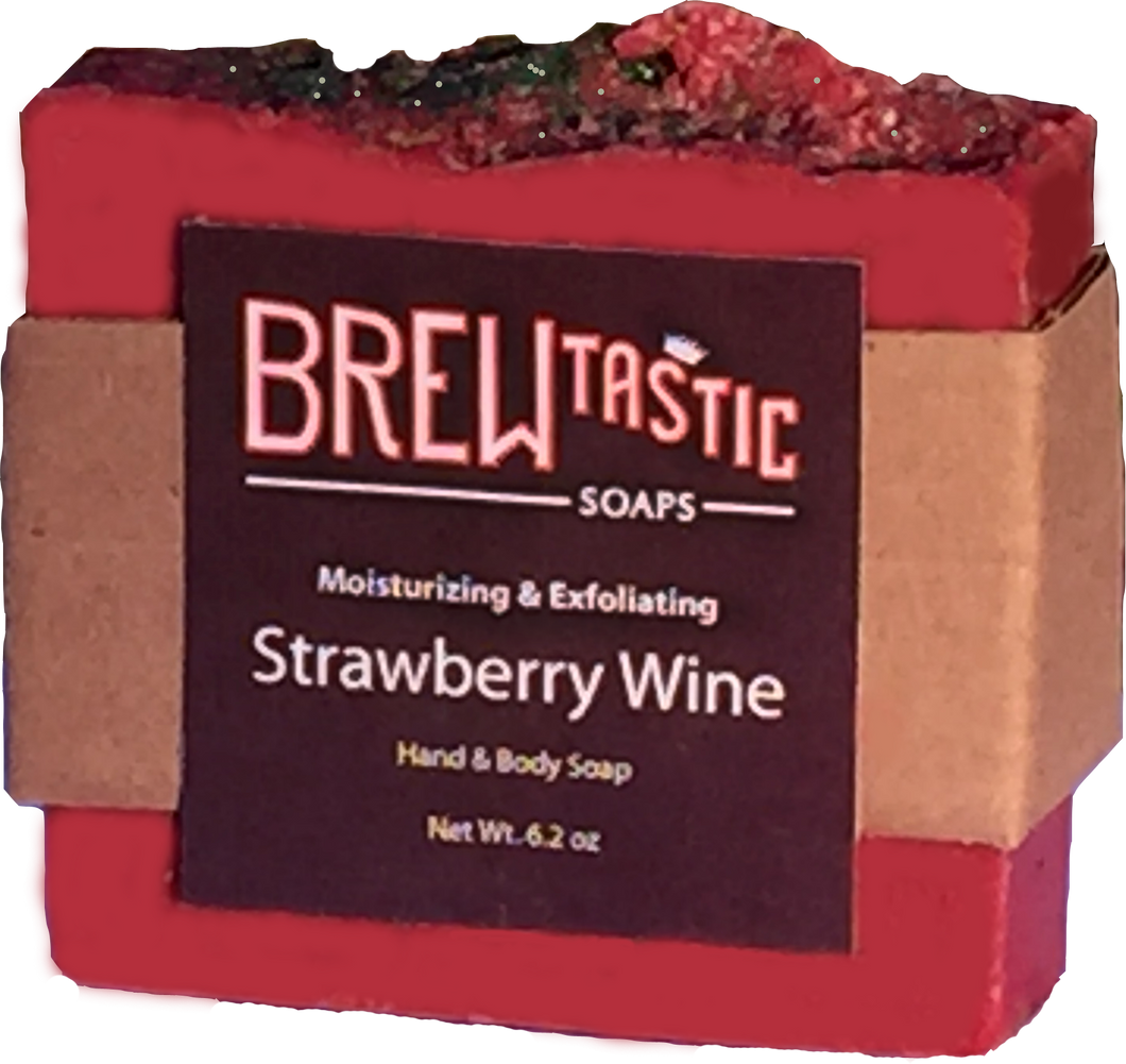 Strawberry Wine Soap