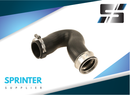 Mercedes Sprinter Turbocharger Intercooler Intake Hose 3.0L V6 2007-2012 | OEM: 9065280382