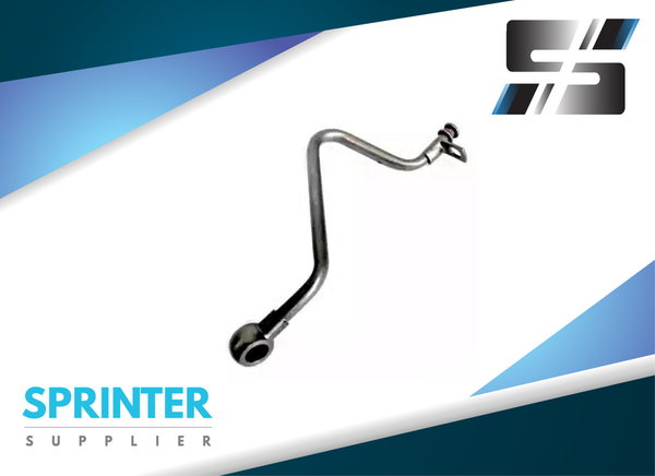 Mercedes Sprinter Oil Pipe Charger fits C CLK E G M Class | OEM: 6111800120x