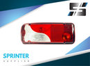 Mercedes Sprinter Flatbed Tail Light Left Assembly 2007+ 3500 | OEM: 9068200464/ 68012141AA
