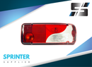 Mercedes Sprinter Flatbed Tail Light Assembly RH+LH Pair 2007+ 3500 Model | OEM: 9068201764 9068200464