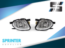 Sprinter Fog Lamp Assembly fits Mercedes Dodge 2007 - 2013 A9068200856 9068200956