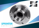 Sprinter Front Wheel Hub Bearing fits Mercedes Sprinter Dodge Freightliner 2007 - 2017 A9063303420