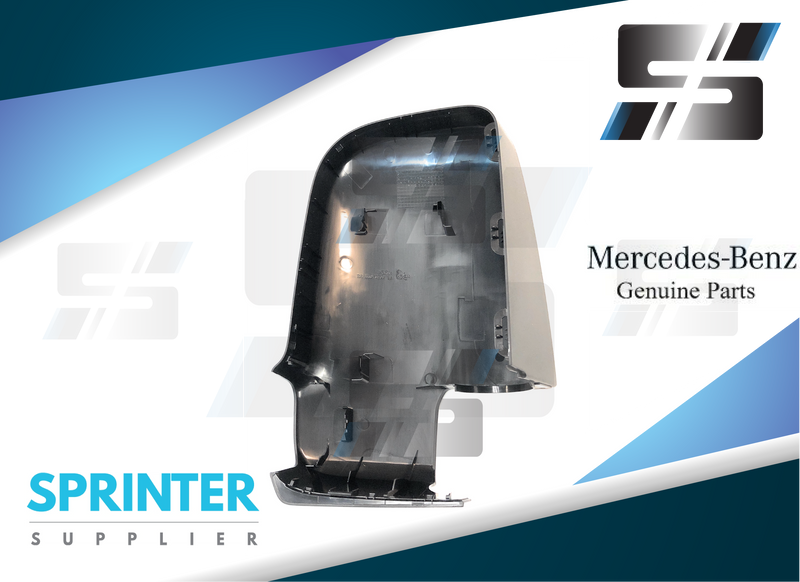 Genuine Mercedes Sprinter Driver Side Mirror Cover 2019 9108114100