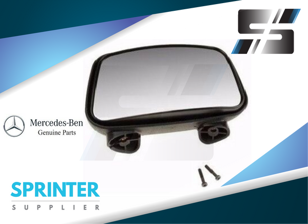 Genuine Mercedes Sprinter Blind Spot Mirror [Driver Side] Left 9018101193 for Mercedes Dodge Freightliner 1995 - 2006