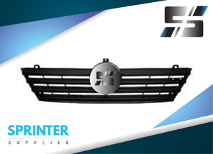 Sprinter Grille w/ Star for Dodge Conversion 2000-2006 OEM: 9018800085