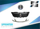 Sprinter Grille Conversion Kit w Trim fits Dodge Freightliner 2007 - 2014