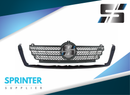 Sprinter Grille w/ Star and Trim Moulding for Mercedes Dodge 2000 - 2006 9018800085