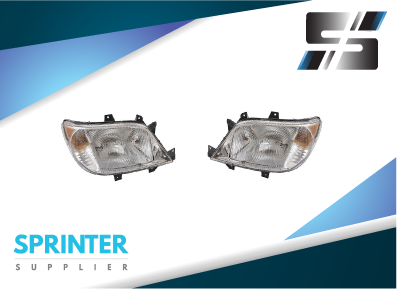Mercedes Sprinter PAIR Headlight Electric 9018203361 9018203361