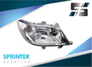 Mercedes Sprinter HEADLIGHT Passenger Right RH Lamp 2000-2006 9018201861/5104469AA