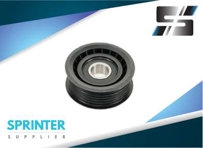 Mercedes Sprinter Idler Pulley (6 Groove) 2500 /3500 0002020019