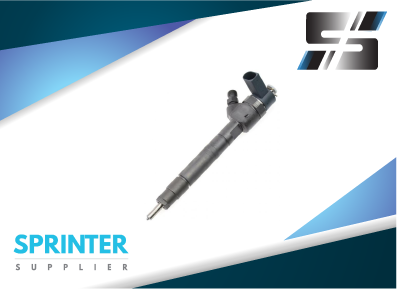 SPRINTER GENUINE DIESEL FUEL INJECTOR for MERCEDES DODGE 2004 - 2006 OM647 5Cyl 2.7L