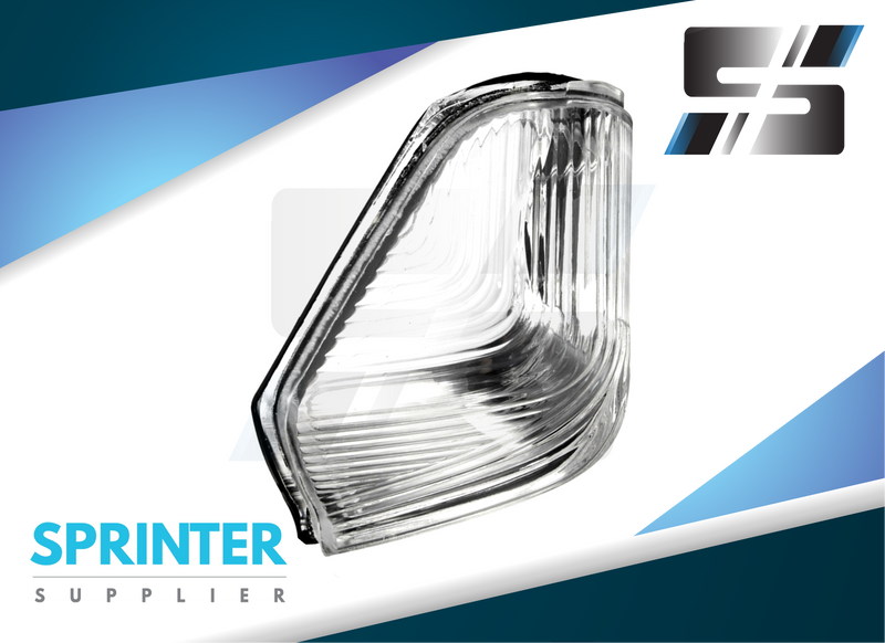 Sprinter Mirror Corner [Driver] Turn Signal Cover for Mercedes Dodge 2007 - 2017 0018228920