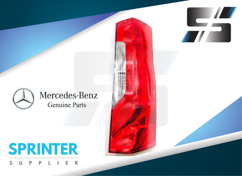 Mercedes Sprinter 2019 Tail Light Assembly [PAIR] 9108200200 9108200300