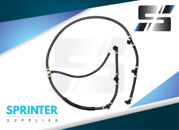 Sprinter Fuel Injector Return Line Leak Oil Return Line hose V6 3.0L 2007-2012 OEM: 6420701332