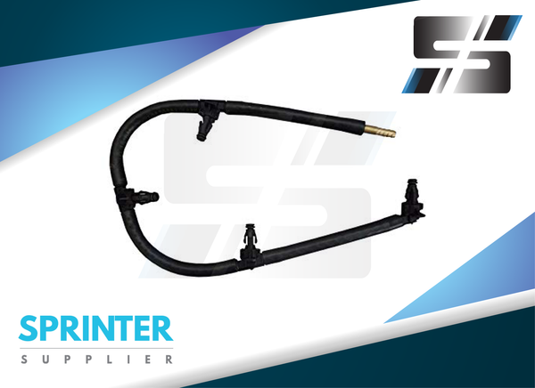 Sprinter Injector Fuel Return Line Overflow Hose for Mercedes Dodge 2014 - 2017