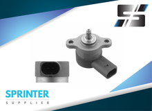 Load image into Gallery viewer, Mercedes Sprinter Pressure Control Valve Common Rail System OEM: 6110780149