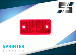 Mercedes Sprinter Retroreflector Bumper Rear Right or Left | OEM: 0008262240