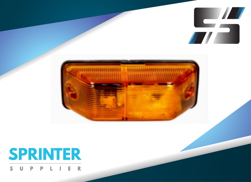 Sprinter Turn Signal Light(s) Repeater Set Side Fender Mercedes Dodge 1995-2006
