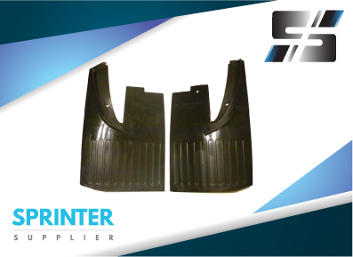 Mercedes Sprinter Splash Guard Set |OEM:9018820405/9018820105 OEM: 05132502AA/5132504AA