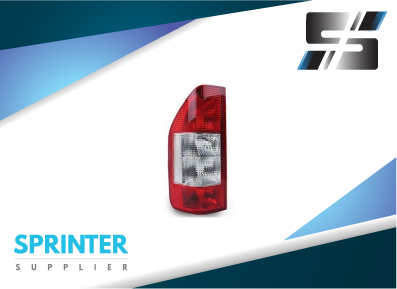 Mercedes Sprinter TAIL LIGHT REAR LAMP Left DRIVER 2000-2006  A9018201764