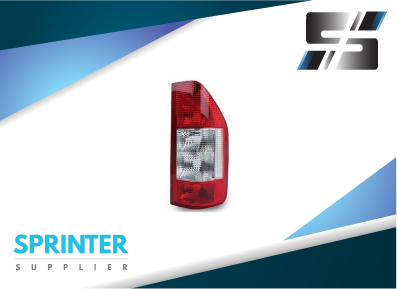 Mercedes Sprinter TAIL LIGHT REAR LAMP RH Right PASSENGER 2000-2006  A9018201764