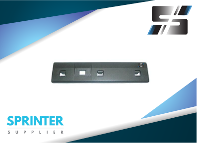 Mercedes Sprinter REAR Door UPPER Plastic Strip Plate | OEM: 9017660219