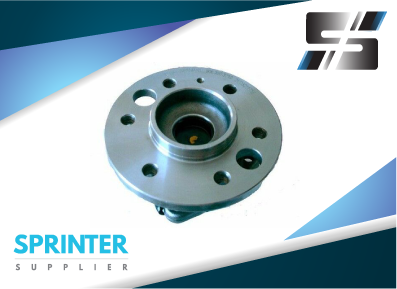 Sprinter Axle Shaft and Wheel Hub Bearing [REAR RIGHT] fits Mercedes Dodge 2007-2017 OEM: 9063500249