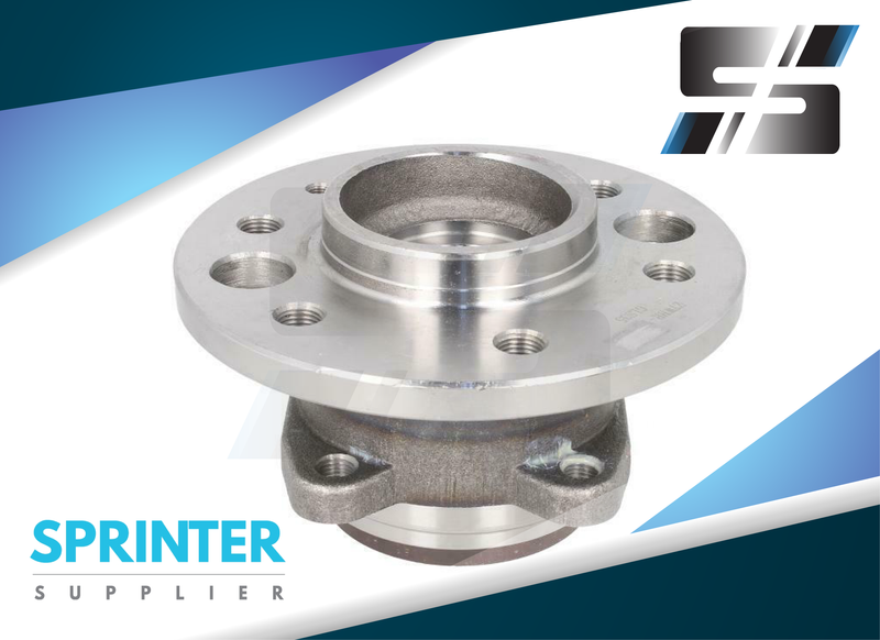 Sprinter Wheel Bearing Hub for Rear Axle fits Mercedes Dodge Sprinter 2007-2016 OEM: 9063500249