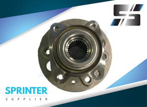 Sprinter Wheel Bearing Hub [ABS MOUNT] for Rear Axle fits Mercedes Dodge Sprinter 2007-2016 OEM: 9063500249