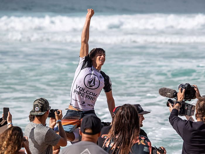 Day 4 Highlights from the Volcom Pipe Pro 2019
