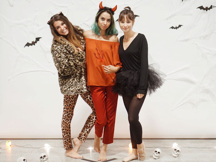 5 EASY HALLOWEEN COSTUMES IDEAS INSPIRED BY VOLCOM PIECES