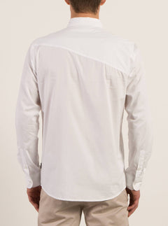 Camisa Everett Solid  - White