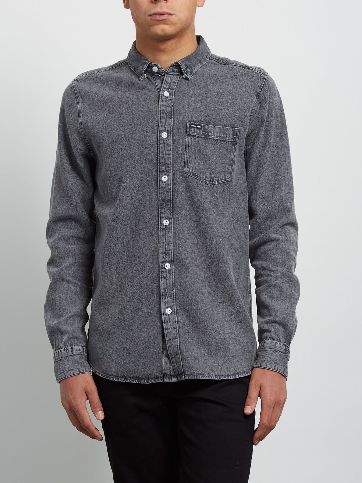 Camisa de Manga Larga Glassic - Grey