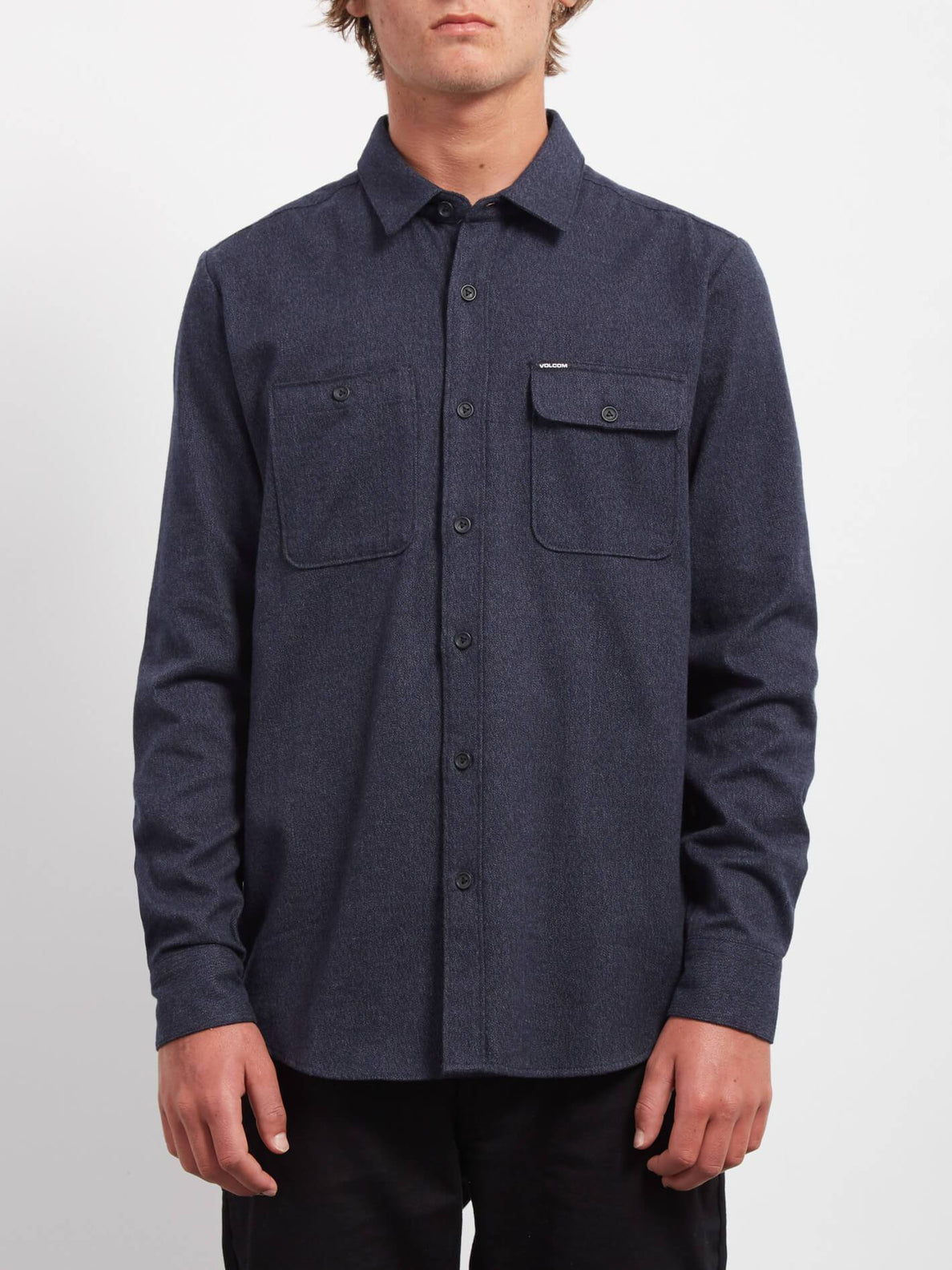 Camisa Hickson Update  - Midnight Blue