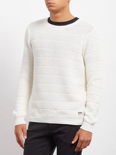 Sudadera Joselit  - Dirty White