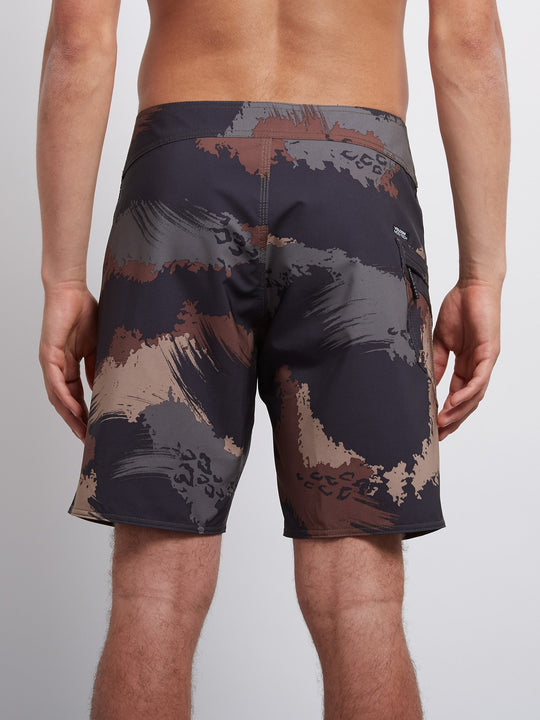 Boardshort Lido Solid Mod 18 - Military