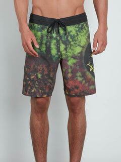 Boardshort Chill Out Stoney - Black Combo